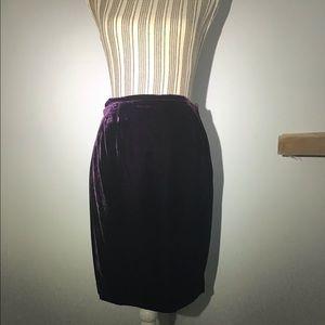 Adrienne Vittadini Skirt and Top